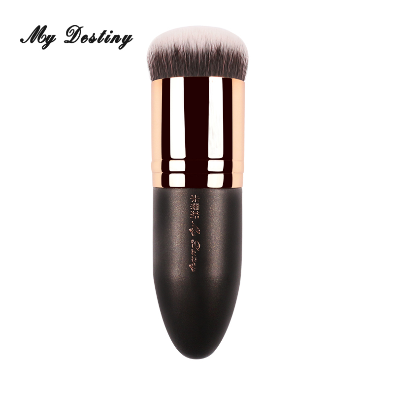MY DESTINY Base Foundation Brush Kabuki Makeup Brushes Make Up Brush Pinceis Pincel Maquiagem Brochas Maquillaje Pinceaux 018 кисти для макияжа kabuki brush 100% 27 pinceis maquiagem makeup brushes