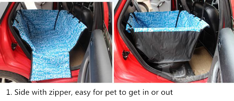 Dog Car Seat Covers (33)