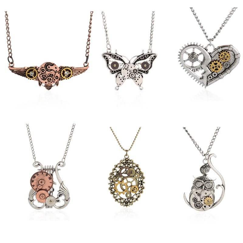 pendant products rose gold gear k medium carrie