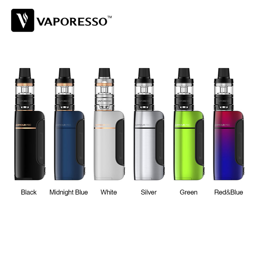 Original Vaporesso Armour Pro 100w Tc Kit With 5ml/2ml Cascade Baby Tank & 0.96 Inch Colorful Display E-cig Vape Kit No Battery #1