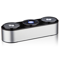 Touch Control 2 1 Channel Powerful Bass Stereo Wireless Bluetooth Speaker Support TF Card Play FM