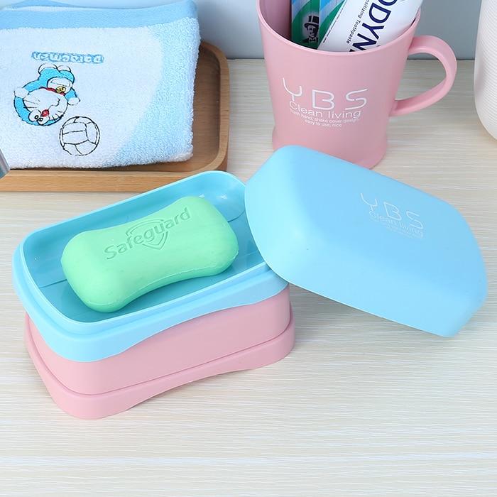 Acquista all'ingrosso online viaggi plastica soap holder da ...