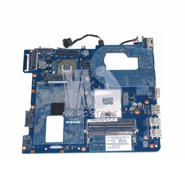 Для Samsung NP350 NP350V5C 350V5X QCLA4 LA-8861P BA59-03397A DDR3 HD 7600 М GPU материнской платы Ноутбука 100% тест
