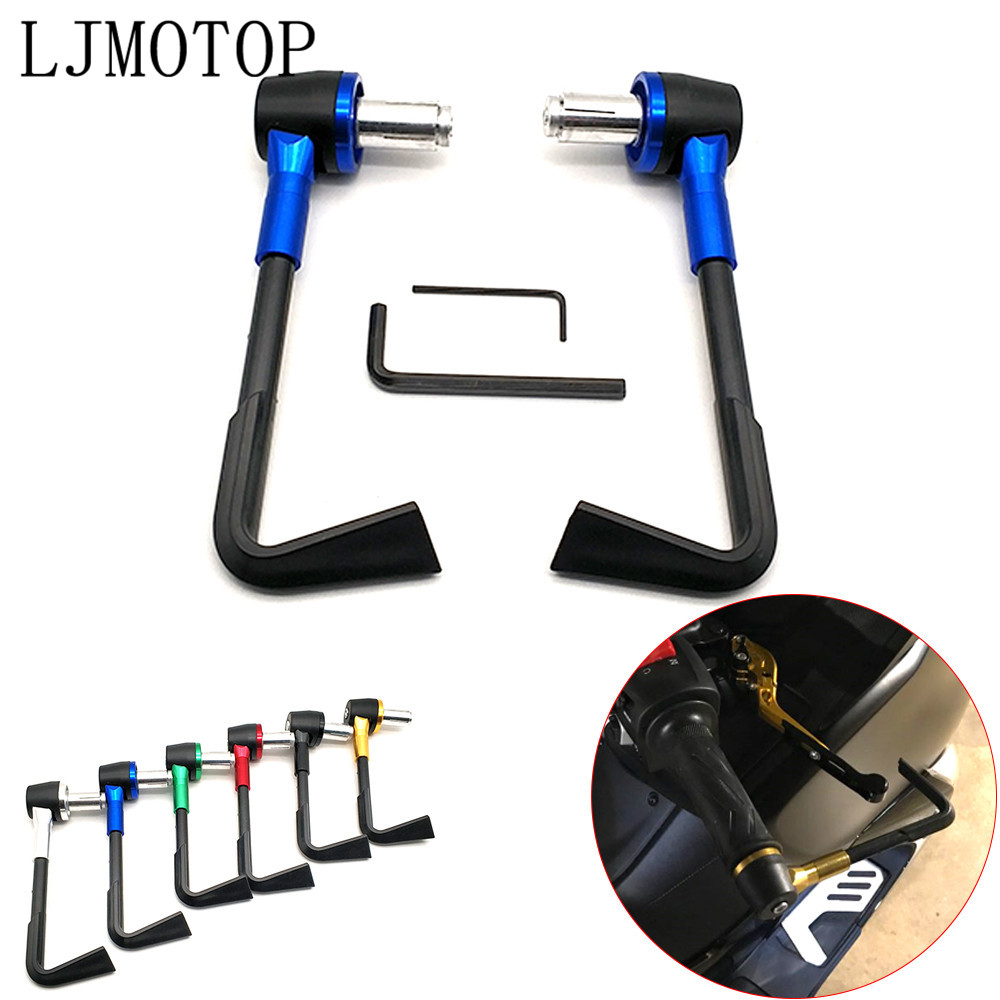 Motorcycle CNC Protector Proguard System Brake Clutch Levers Protect For YAMAHA Tdm 900 850 Mt125 Mt03 Mt01 Mt 125 03 01 Xt660