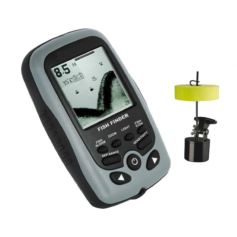 online buy wholesale portable sonar lcd fish finder from china, Fish Finder