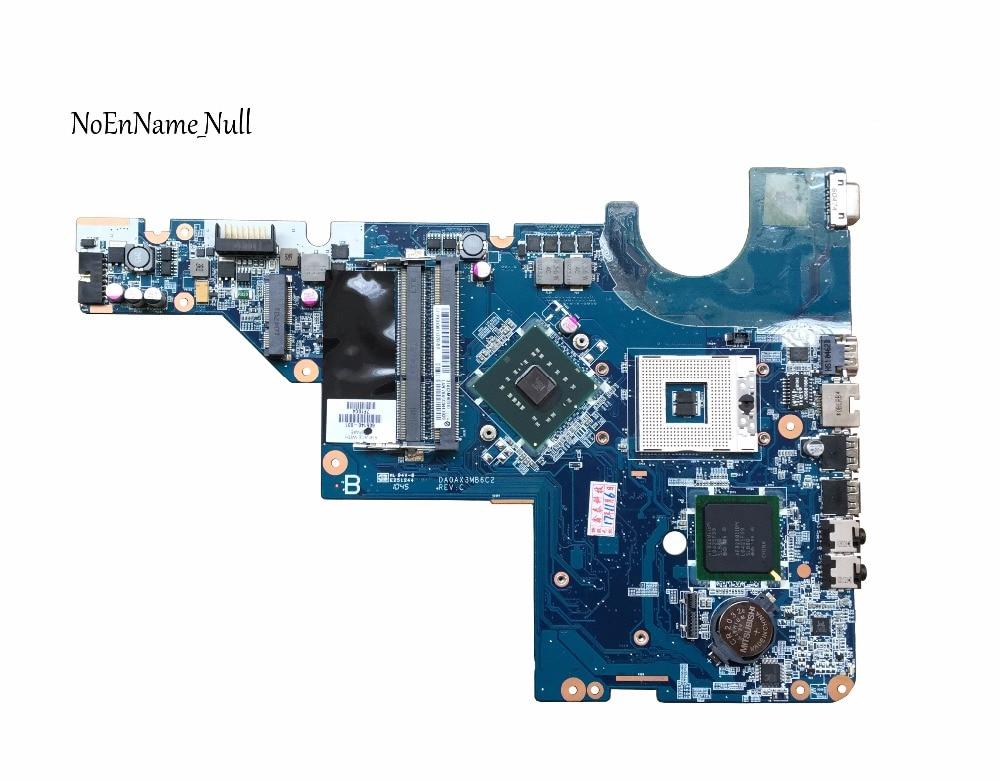 Livraison Gratuite Pour HP COMPAQ G42 G62 CQ42 CQ56 G56 CQ62 CQ64 Intel 478 ORDINATEUR PORTABLE CARTE MÈRE 605140-001 DA0AX3MB6C1