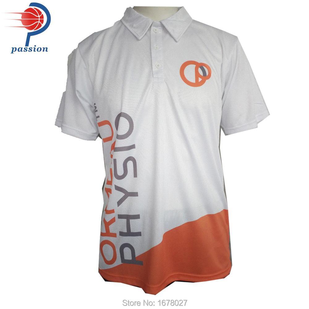 Aliexpress Com Buy High Quality Short Sleeve White Orange Sport