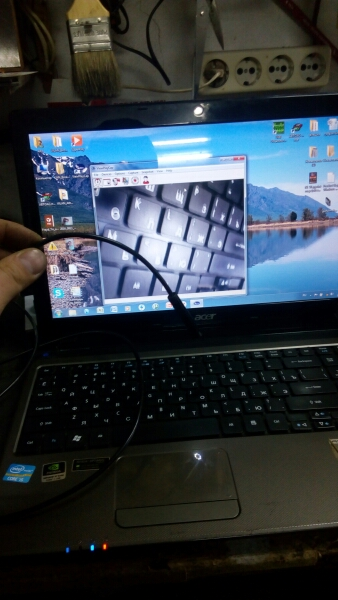 Android Endoscope Camera Mini USB Borescopes 480P 1m-2m Snake Soft Wire  Led Lighting Inspection Camera Car Repair
