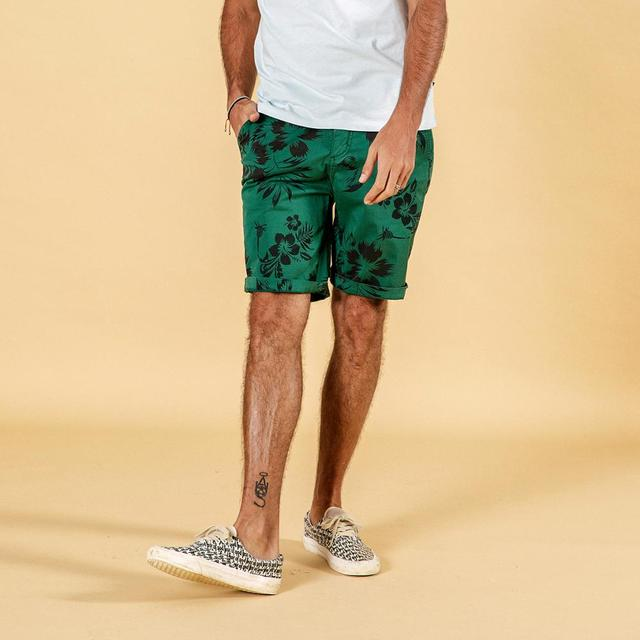 Men's Printed Shorts Summer Casual Fashion