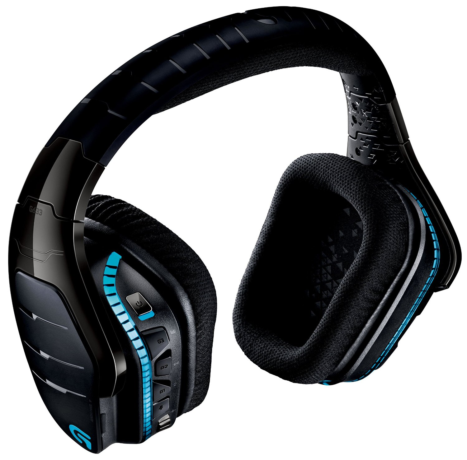 a5d52ba3ea1 Logitech G933 Artemis Spectrum Wireless 7.1 Surround Gaming Headset-in  Mouse Pads from Computer & Office on Aliexpress.com | Alibaba Group