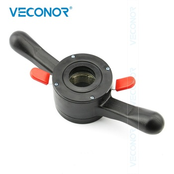 Veconor 36mmX3mm Pitch Quick Nut Wing Nut Swift Release Quick Release Hub Wing Nut For Wheel Balancer