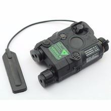 TB-FMA Тактический батарейный блок AN/PEQ-15 красный точечный Лазер с белым светодиодный фонарик и ИК-объективом