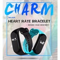 A16 BLE 4.0 ADI Sensor Heart Monitor Smart Wristband Bluetooth 4Sports Bracelet with Alarm 30 Days Standby Time for Android/IOS