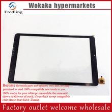 "Nueva Pantalla Táctil Capacitiva Panel Del Digitizador Para 10.1 ""DEXP Ursus Z310 4G de la Tableta del Sensor de Cristal de Reemplazo Envío Gratis"