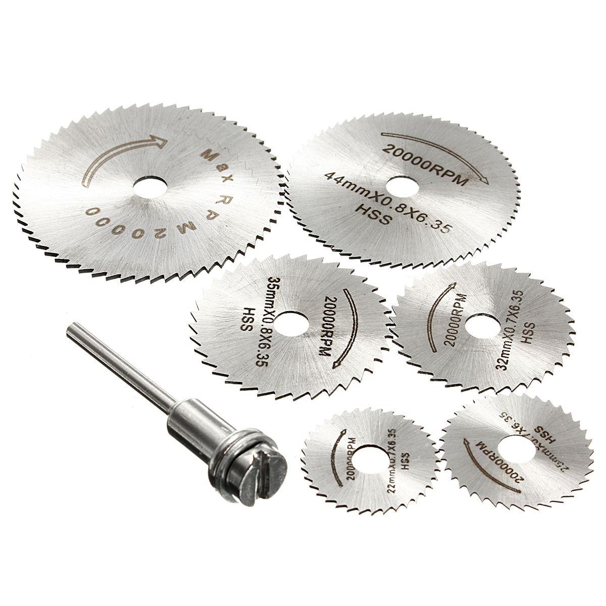 ₪ pcs set hss circular saw blades 【ᗑ】 mm