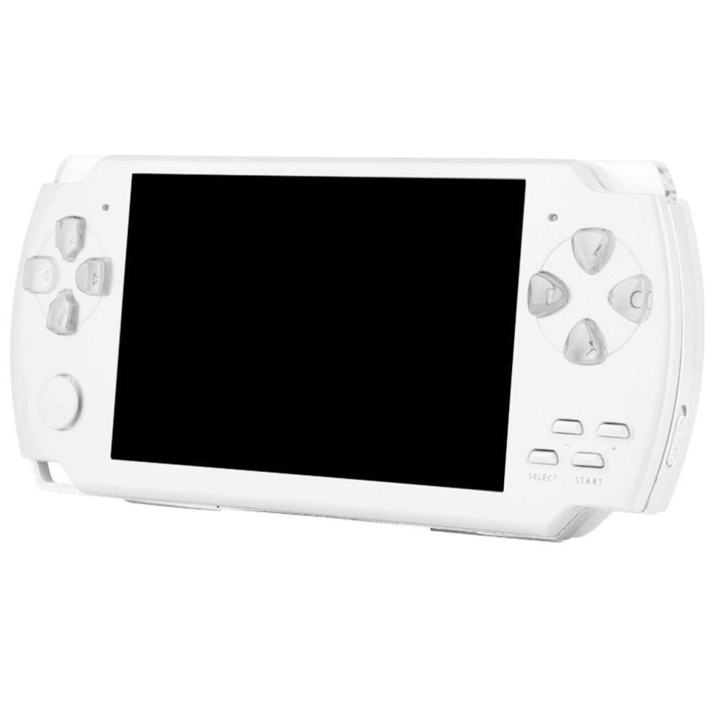P3000-8G 4.3 Inch Large Screen Handheld Game Console Nostalgic Classic Game Machine 8G Memory Retro Arcade