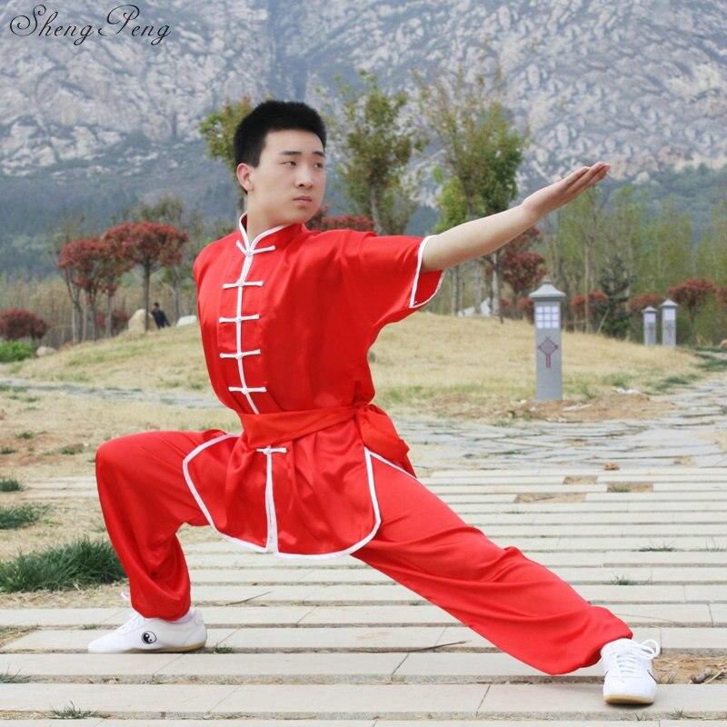 Wushu vêtements kung fu uniforme kung fu vêtements bruce lee vêtements wing chun vêtements kungfu vêtements tai chi vêtements Q114