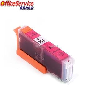 Image 5 - 18X = 3 комплекта совместимый чернильный картридж PGI 750XL CLI 751 PGI750 CLI751 BK C M Y для Canon PIXMA MG6370 MG7170 IP8770 струйный принтер