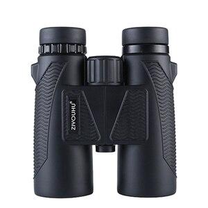 Image 1 - Télescope binoculaire, Zoom HD, grossissement 10X, puissant, étanche, faible niveau de Vision nocturne, randonnée