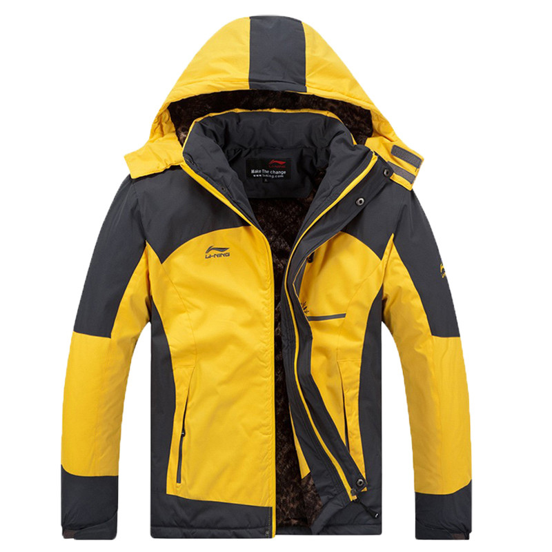 Winter Jacket men/women Outwear Sportswear Windproof waterproof Jacket man Fleece Warm Parka coat men brand clothing size M~4XL