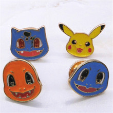 Europe and the United States foreign trade jewelry wholesale Japanese Pikachu anime society wow Iraq brooch