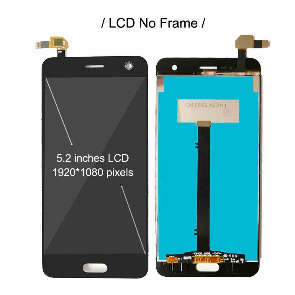 Image 4 - Полный ЖК дисплей для ZTE Blade V8 LCD BV0800 дисплей экран с рамкой сенсорный датчик дигитайзер сборка для ZTE V8 V 8 дисплей AAAqualityЭкраны для мобильных телефонов   -