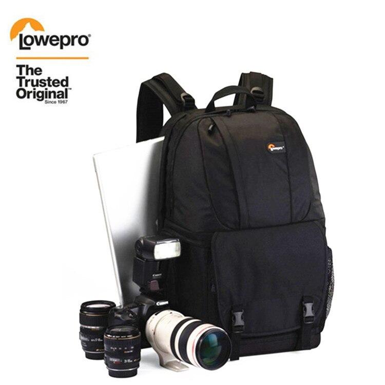 hot sell Genuine Lowepro Fastpack 250 FP250 SLR Digital Camera Shoulder Bag 15 4 inch laptop