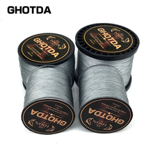 4 Braid 300M 500M 1000M PE Braided Fishing Line 4 Strand Super Strong Japan Mult