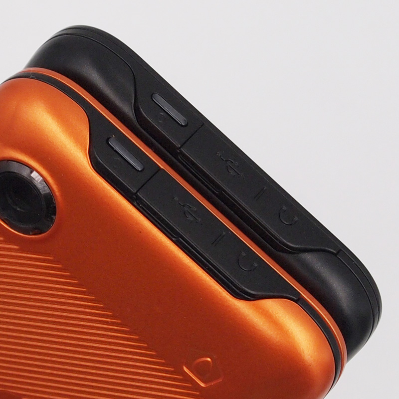 huge discount fa74a c8f9b US $12.45 5% OFF|BaanSam New Front Frame Middle Frame Battery Door Back  Cover Housing Case For Lenovo A660 With Camera Lens+Power Volume Buttons-in  ...