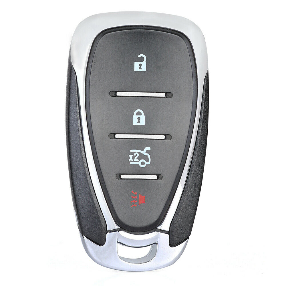 KEYECU for <font><b>Chevrolet</b></font> Camaro Cruze Malibu <font><b>Spark</b></font> 2016 <font><b>2017</b></font> Remote Car Key Shell Case Fob image