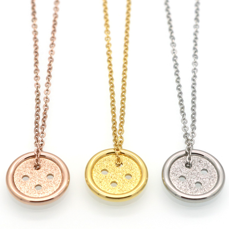 Top Quality Lucky Pinocchio Necklaces Stainless Steel ...