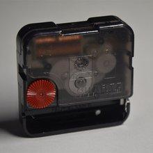 12888 принадлежность для часов Кварцевый механизм 6 мм черный винт пластиковый механизм развертки с часами ручной набор часов DIY без руки