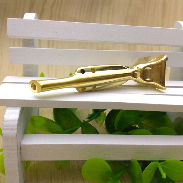 Fashion Pipes Metal Pyramid Shape Portable Smoking Pipe Tobacco Pipe Mill Smoke Accessories Narguile Herb Sniffer Snuff