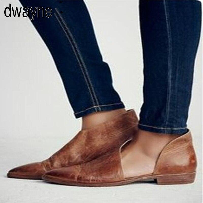 Femmes appartements casual zapatos mujer martin chaussures femme dames sapato feminino élégant filles automne de mariage chaussure femme hjm89