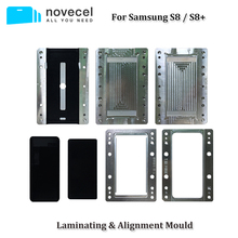 Novecel LCD Touch OCA Laminating YMJ Mold for Samsung S8 S8+ LCD Glass OCA Laminate Compatible with Novecel Q5 YMJ Machine