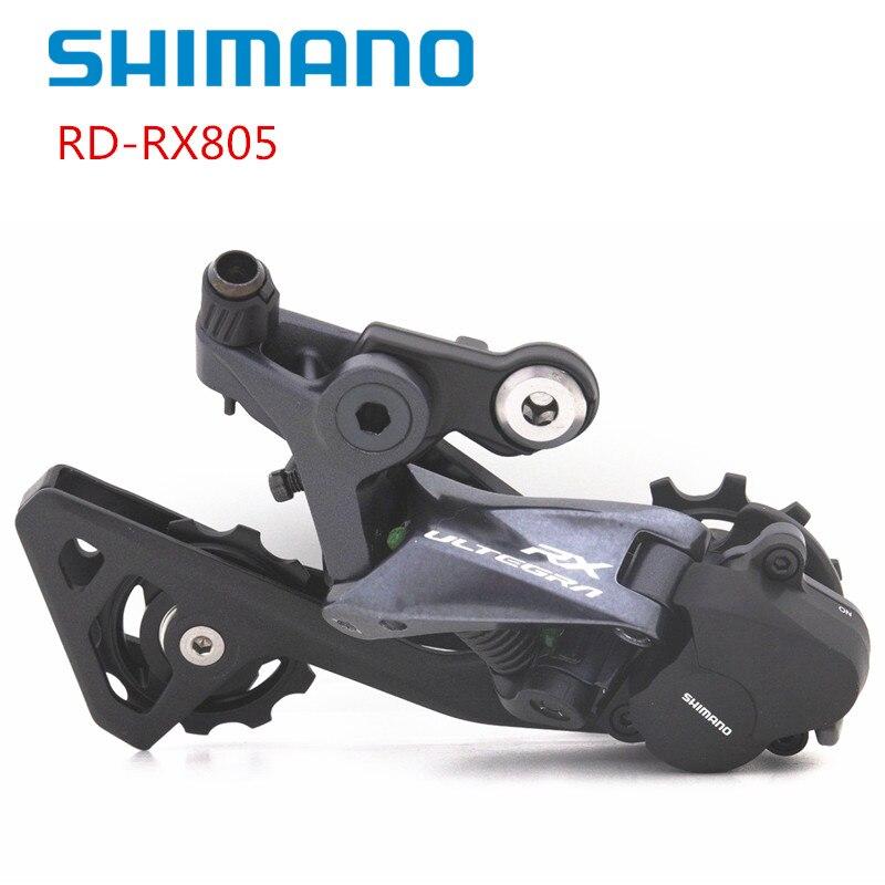 Shimano Ultegra RX RX800 GS RD+ 11 Spd Rear Derailleur CycleCross Gravel NIB клипса диоптрийная для очков shimano ce rx clip esmcerxclip2