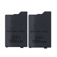 1200mAh 3 6V Rechargeable Battery Pack Replacement For Sony PSP2000 PSP3000 Console 1PCS