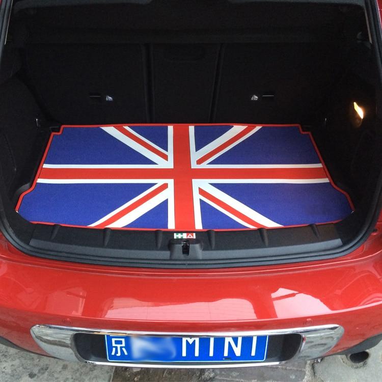 Wasserdichte Latex Grün Gummimatten Kofferraum Für Mini Mini Cooper