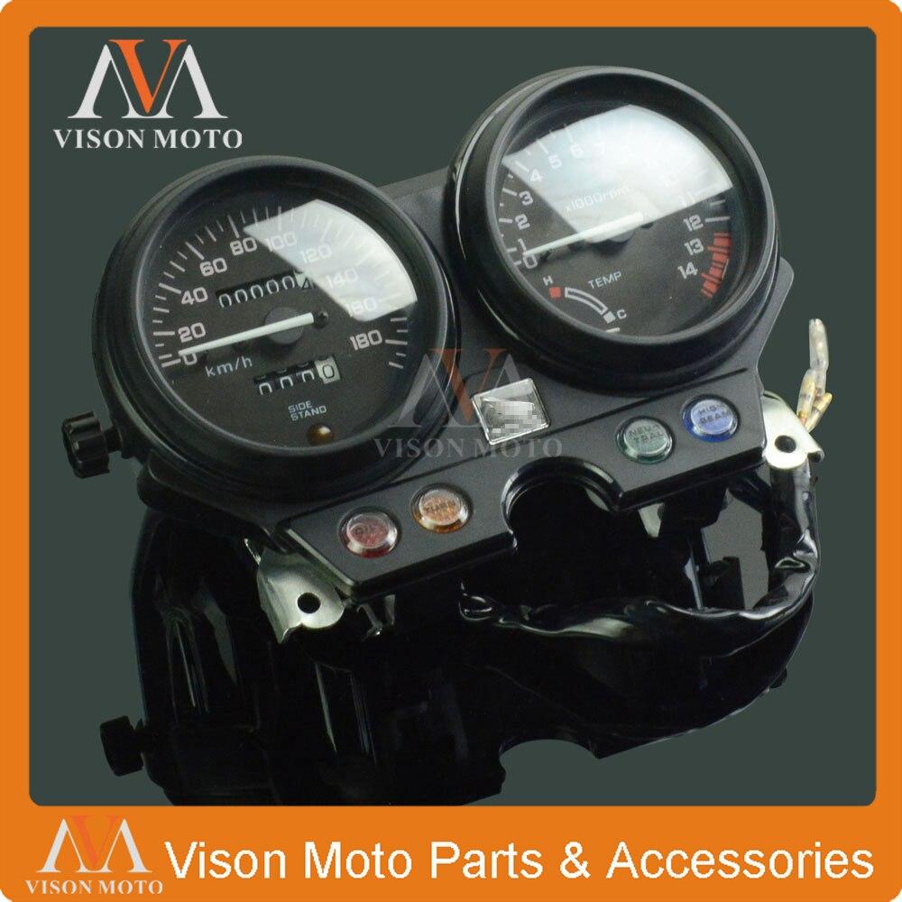 Мотоцикл спидометр часы инструмент манометры одометр тахометр для Honda CB250 JADE250