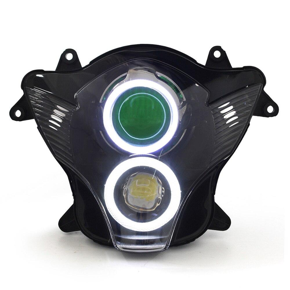 Kt Headlight For Suzuki Gsxr750 Gsx R750 2006 2007 Led-5161