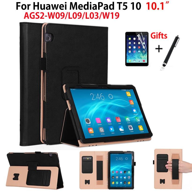 Luxury Case For Huawei Mediapad T5 10 AGS2-W09/L09/L03/W19 10.1