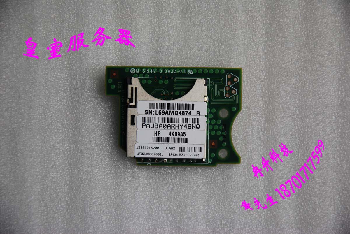FOR HP BL460C G6 SD CF card controller board module 531227-001 4K09A5