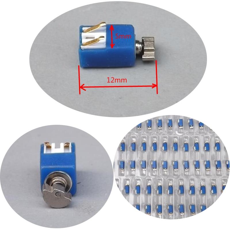 1PC Cell Phone Motor DC 3V 3.7V Micro Vibration Motor for mobile phone