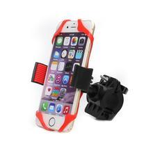 Evrensel Bisiklet Bisiklet motosiklet gidonu Montaj tutucu destek için Samsung GPS Akıllı cep telefonu desteği Bandı Aksesuarlar...