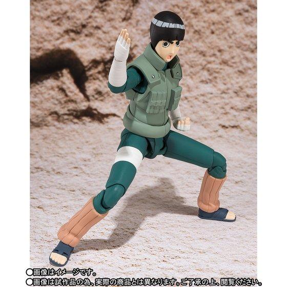"Anime ""NARUTO Shippuden""   Action Figure – Rock Lee"