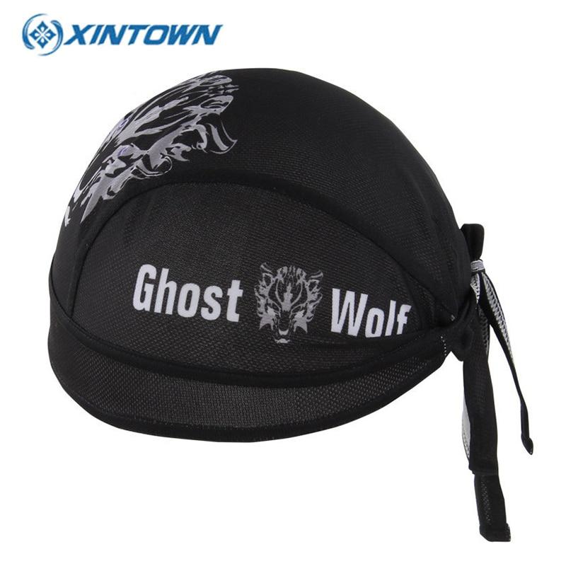 XINTOWN Cycling Cap Gorra Ciclismo Sweatproof Sunscreen Headwear Scarf Coif  Bicycle Bandana Headband Riding Sports Hat d516e6e46354