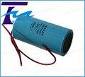 200mF 50/60Hz 450VAC ПУСКОВОЙ конденсатор CD60 синий цвет