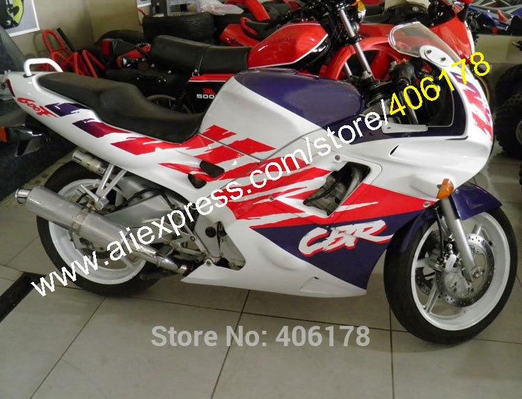 Hot Sales,For Honda F2 CBR600F2 FS 91 92 93 94 CBR 600 600F2 1991 1992 1993 1994 CBR600 F2 Multi-color Motorcycle Fairing Kit mf2300 f2