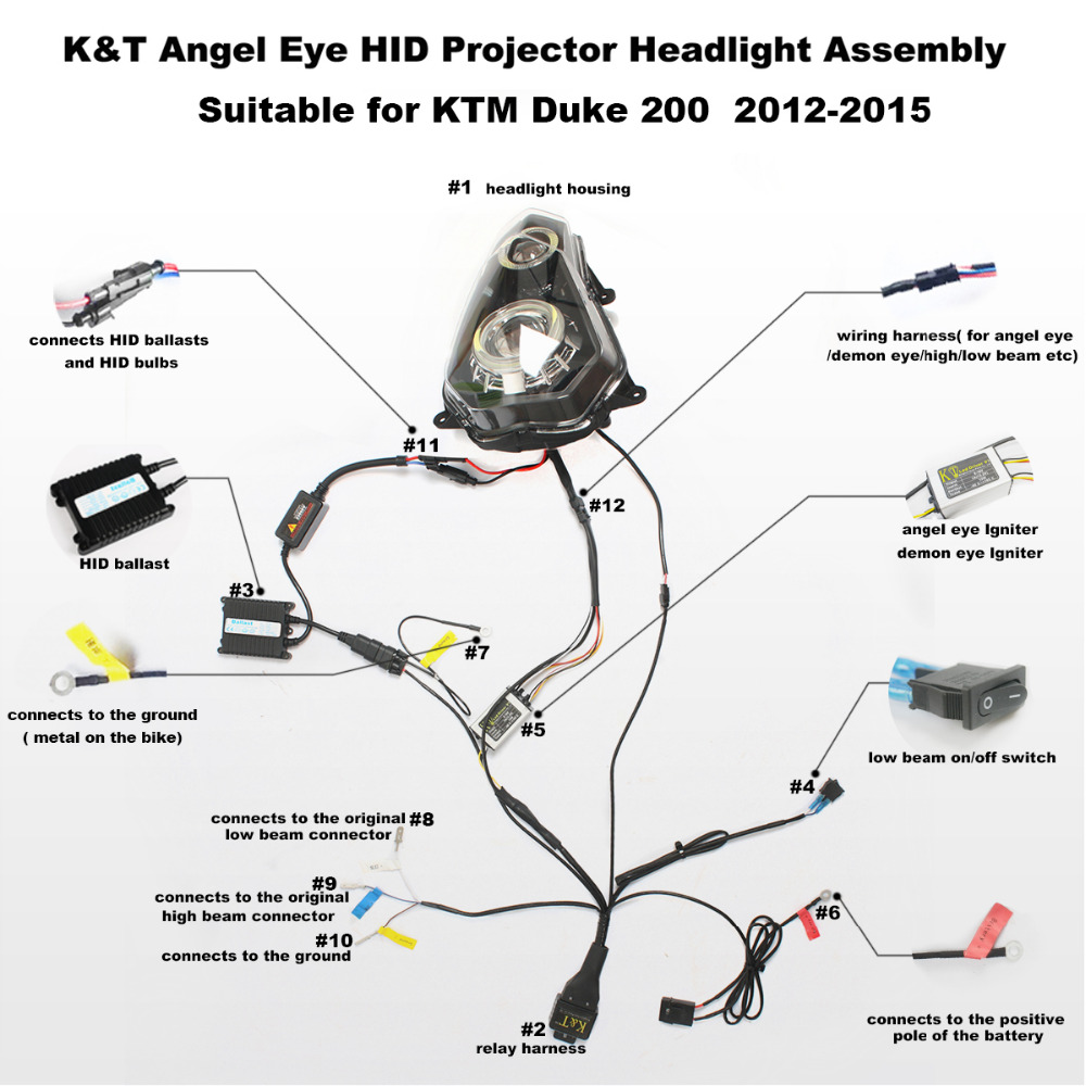 medium resolution of wiring diagram ktm duke 125 wiring library bajaj wiring diagram kt completo faro para ktm duke