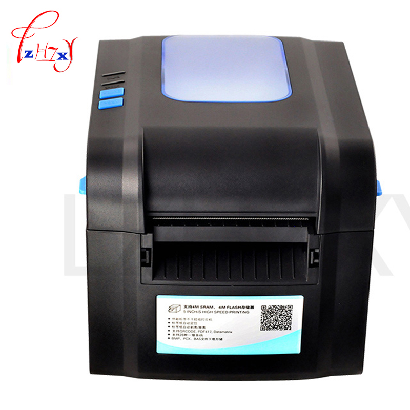 thermal barcode printer Direct Thermal Line USB port Barcode Label Printer, barcode label thermal printer 20- 80mm 1pc cutter kit for designjet 500 510 800 ps cutter assembly c7769 60390 c7769 60163 poltter ink printhead cutter refurbish